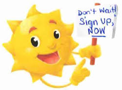 Sun Summer School Sign Up