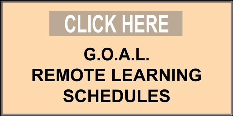 High School Remote Learning Schedules