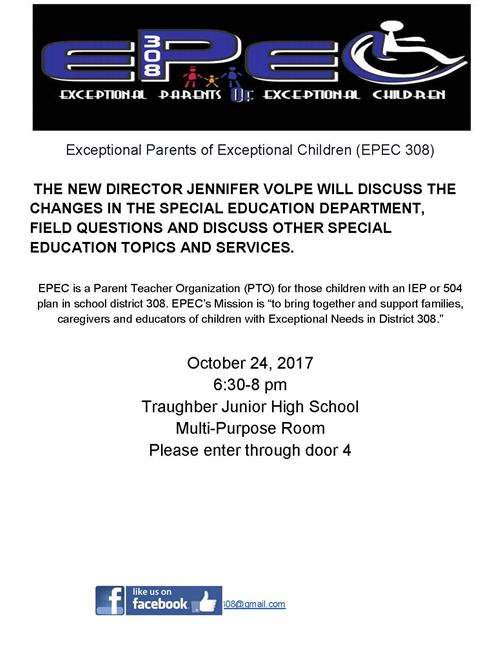 Special Education Specialized Instruction Special Education Updates