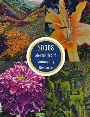 SD308 Mental Health Community Resource Cover
