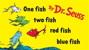 Dr. Suess One Fish Two Fish