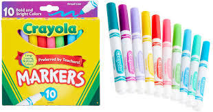 Crayola Color Markers