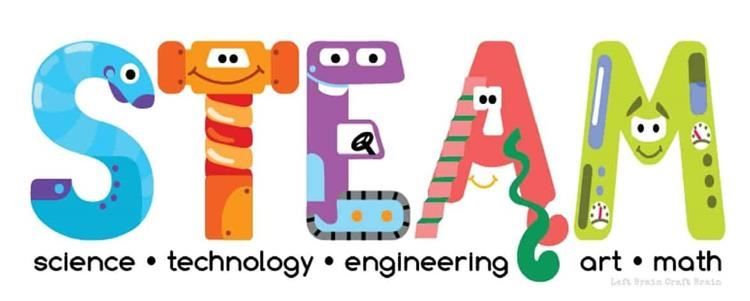 STEAM - Science, Technology, Engineering, Art, Math