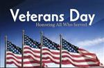 Veterans Day Honoring Those Who Serve