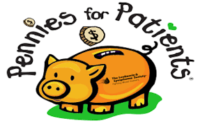 pennies for Patients bank