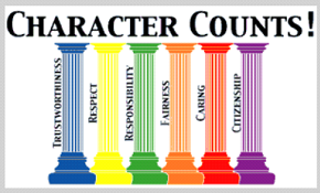 Character Count Pillars