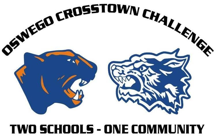 Oswego Crosstown Challenge - Two Schools - One Community