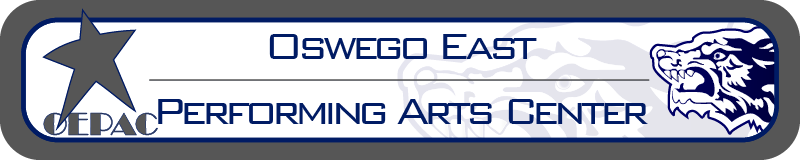 Click Here to go to The Oswego East Performing Arts Center