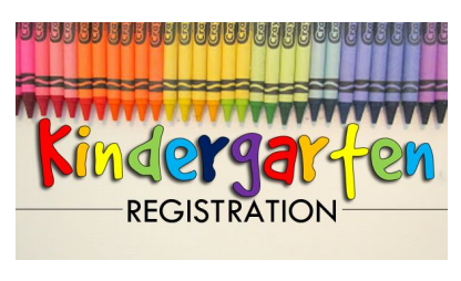 Added Kindergarten Registration Dates