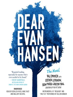 Dear Evan Cover