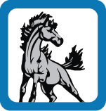 Churchill Mustang Logo