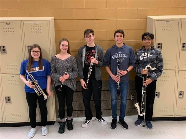 OEHS Musicians