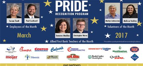 march pride winners