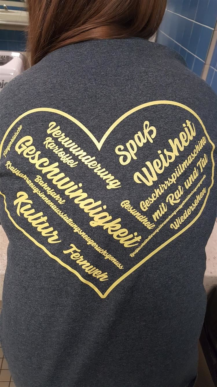 German Students T-shirt