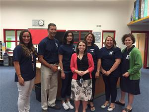 New Staff at The Wheatlands Elementary