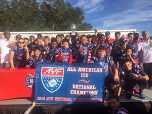 American Youth Football League Championship